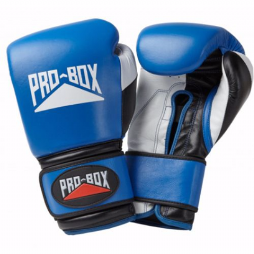 Pro-Box 'Pro-Spar' Boxing Gloves - Blue